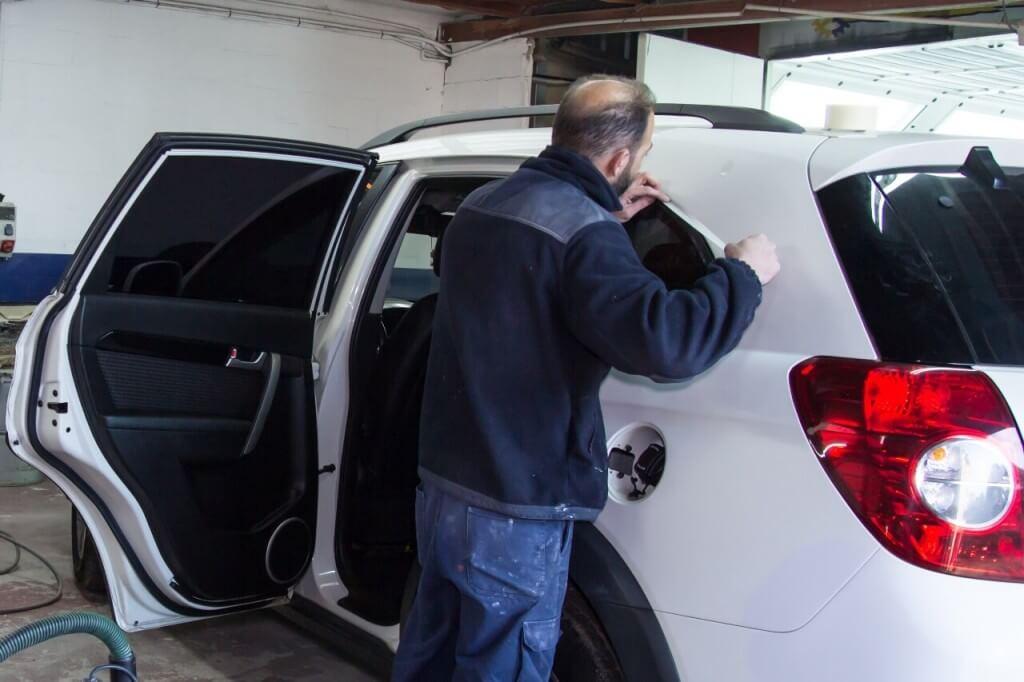 Reparaciónes rápidas en coches