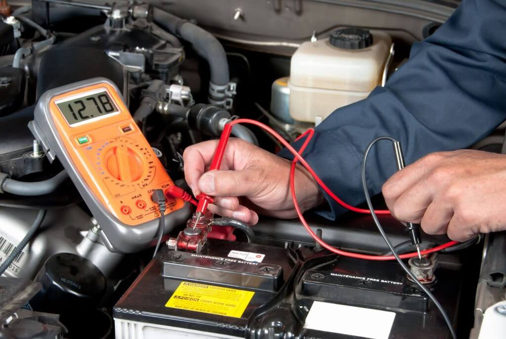 Reparación y cambio de baterías